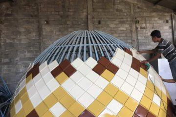 kontraktor Kubah Masjid di Solo